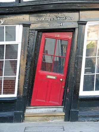 puerta inglesa